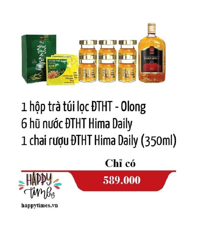 hộp quà sức khỏe hcb01