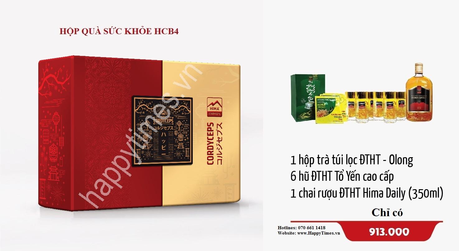hộp quà sức khỏe hcb04