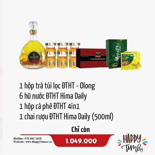 Hộp quà sức khỏe HCB06