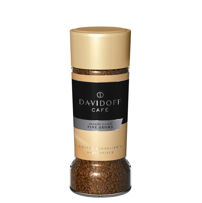 Cà phê tan Davidoff -Fine Aroma