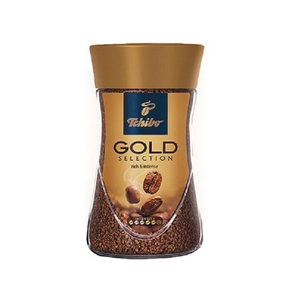 Cà phê tan tchibo gold 100gr