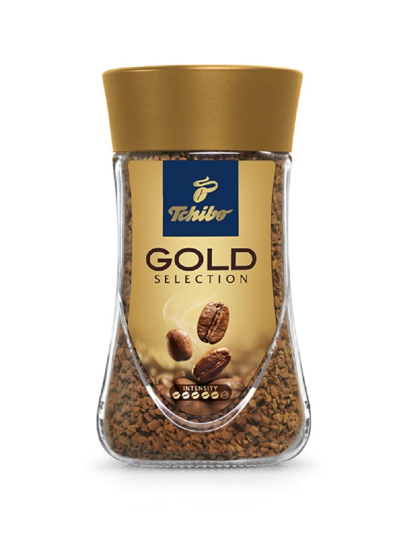 Cà phê tan Gold 50g