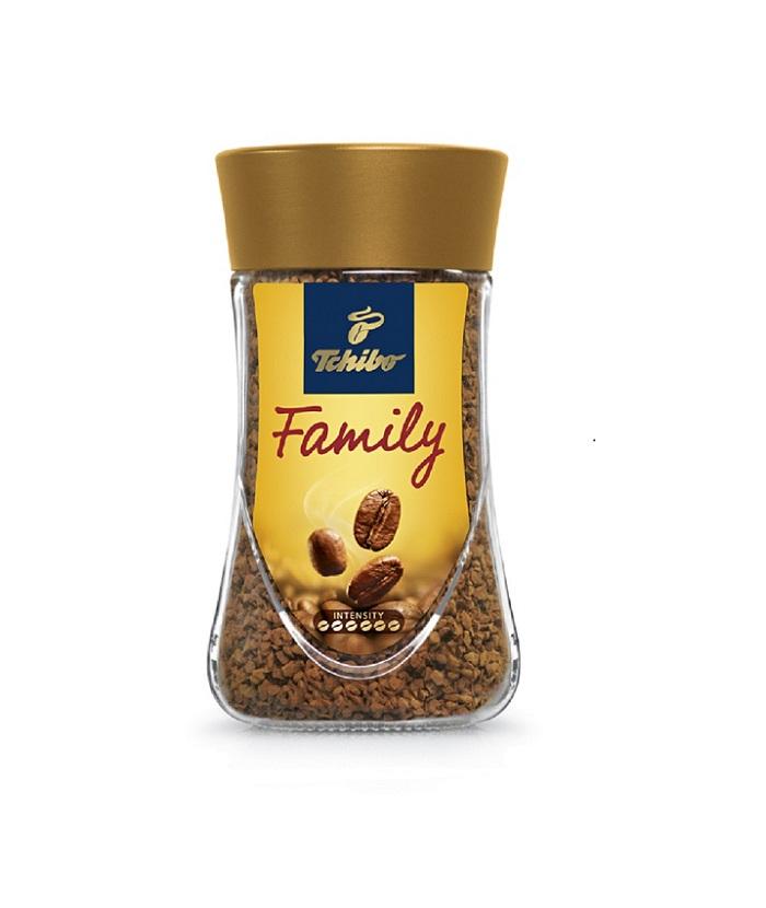 Cà phê tanTchibo Family 100g