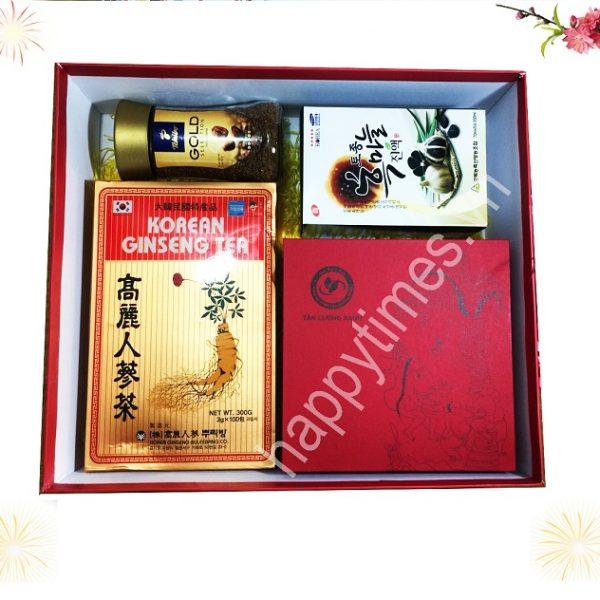 hộp quà tết sức khỏe HSK102